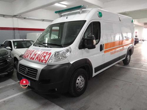 fiat ducato maxicargo ambulancia