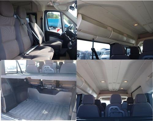 fiat ducato minibus 0km 15+1 anticipo minimo y cuotas -e-