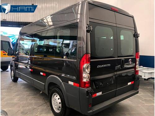 fiat ducato minibus 16l executiva