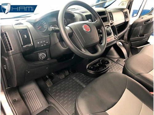 fiat ducato minibus 2018