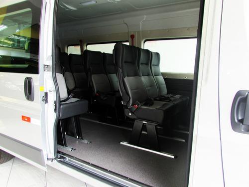 fiat ducato minibus 2018 versão escolar - 0km