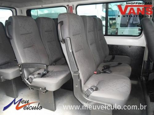 fiat ducato  minibus 2.3 me 2012/2013 branco