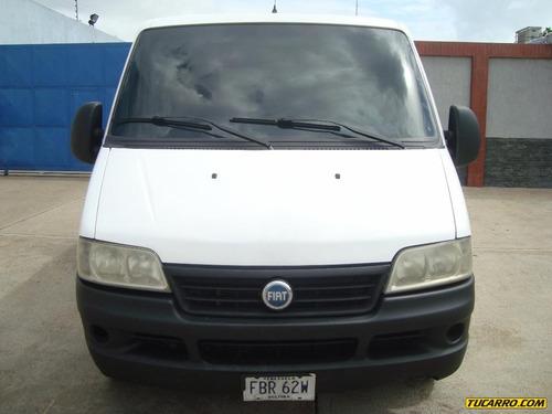 fiat ducato minibus 2.8t 16 ptos urbano - sincronico