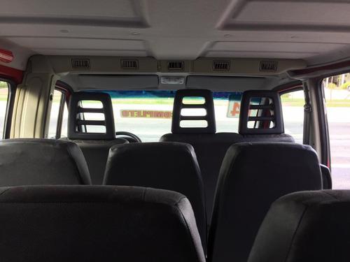 fiat ducato minibus escolar 15l