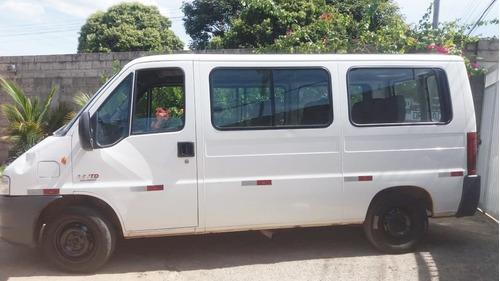 fiat ducato minibus jtd 2.8 turbo