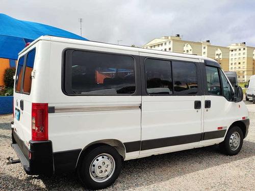 fiat ducato minibus multijet 2.3 tb 13 lugares