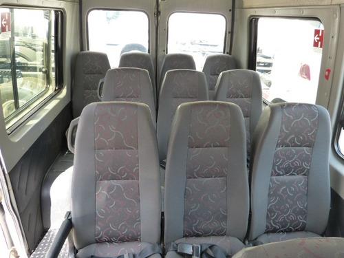 fiat ducato minibus passageiro 16 lugares sprinter boxer
