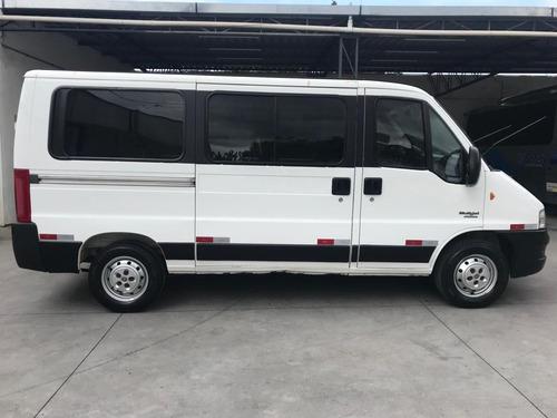 fiat ducato minibus super-luxo 2012 16 lugares impecável!!!