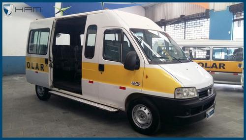 fiat ducato multi 31 lugares 2008/2008 ônibus