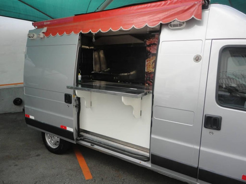 fiat ducato multicargo food truck