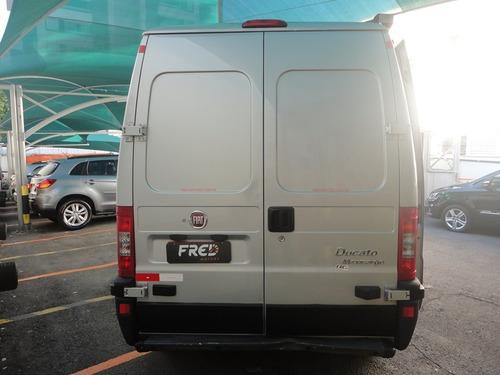 fiat ducato multicargo food truck prata