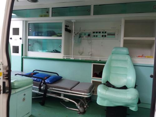 fiat ducato multjet 2.8 ambulancia diesel