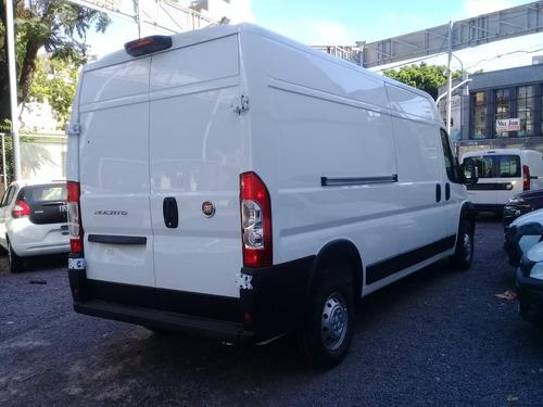 fiat ducato nueva maxicargo 2.3! financ. directa! lh1