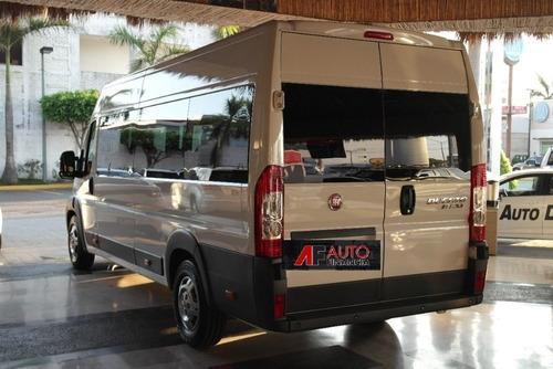 fiat ducato nuevo minibus 19+1 $500.000 y cuotas $11900 f-