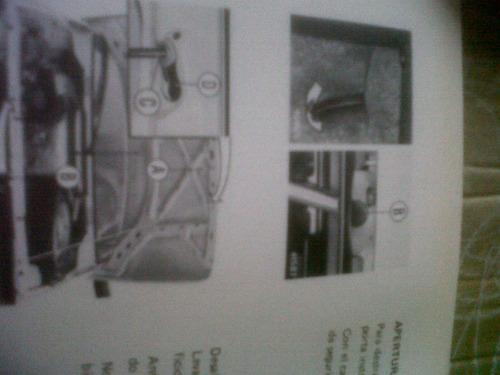 fiat duna año 1990 manual del usuario original!!!