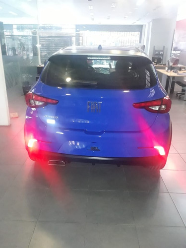 fiat fiat argo hgt 1.8 azul portofino regalo hoy g