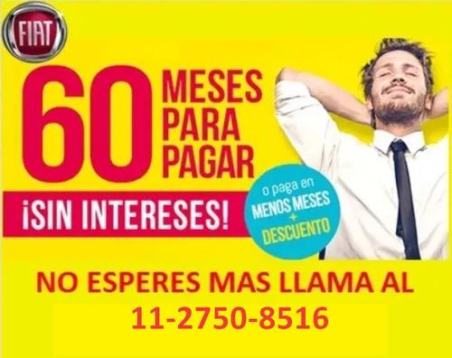 fiat fiorino 0km plan gobierno financia solo con dni p-