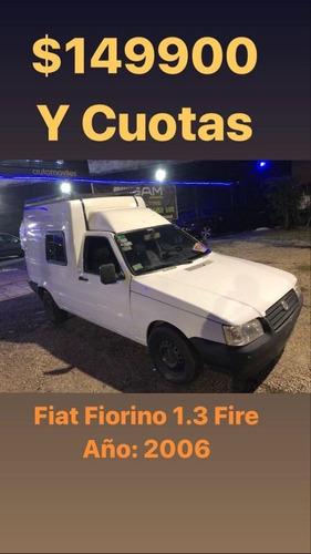 fiat fiorino 1.3 fire - -financiación exclusiva