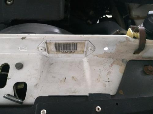 fiat fiorino 1.3 flex furgão motor feito recentemente