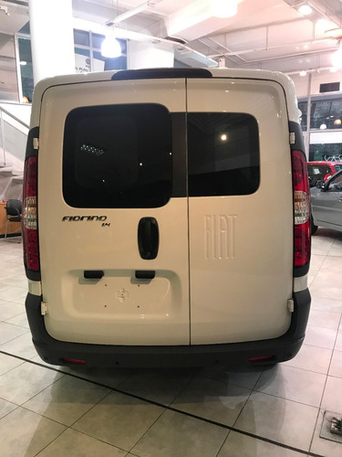 fiat fiorino 1.4 fire top2 color blanca okm ea