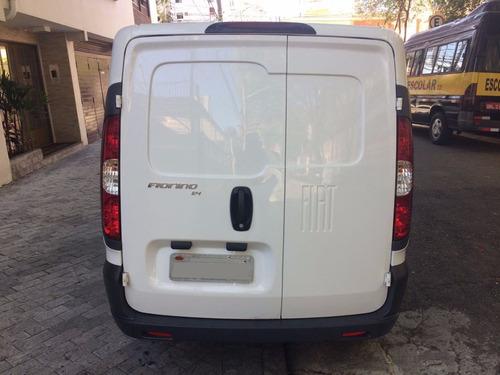 fiat fiorino 1.4 furgão flex 2016 completo