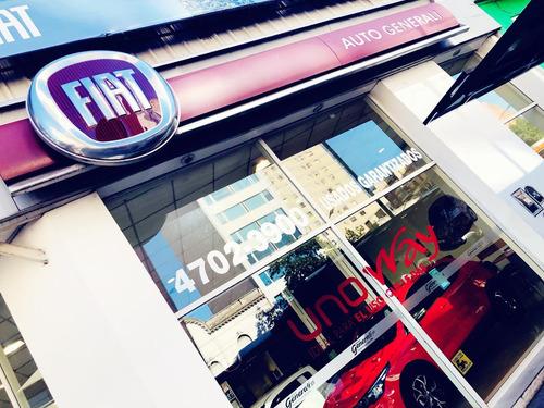fiat fiorino 1.4 pack top okm precios unicos