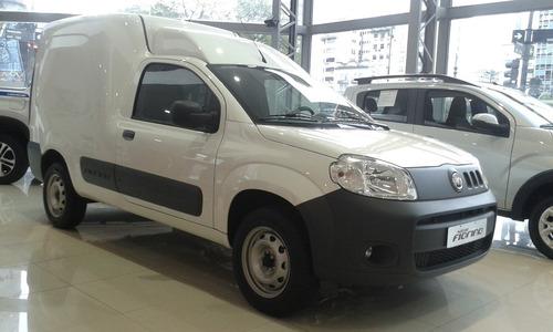 fiat fiorino 2018 precio 0km full utilitario furgon nueva 19