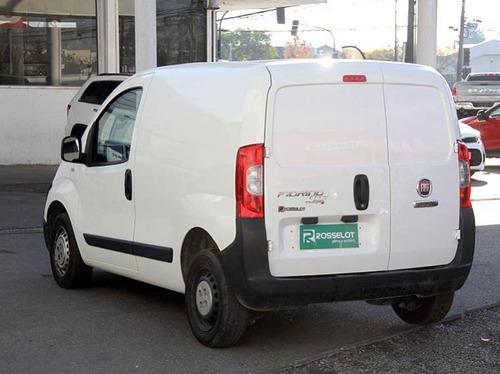 fiat fiorino  city diesel 2017