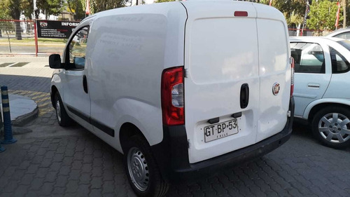 fiat fiorino city furgon diesel  2014 impecable