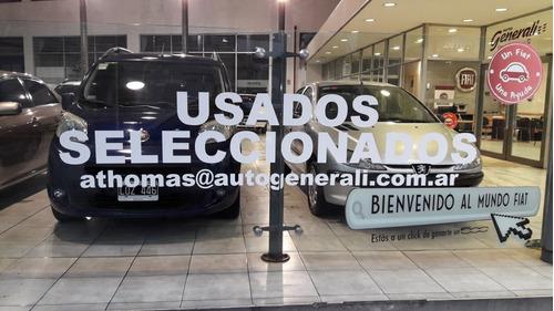 fiat fiorino furgon 1.4 evo top 2017    tasa 0%!!!!! (g)