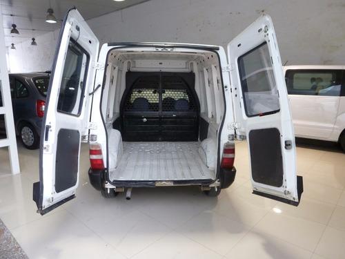 fiat fiorino furgon 2010 - galbo motors