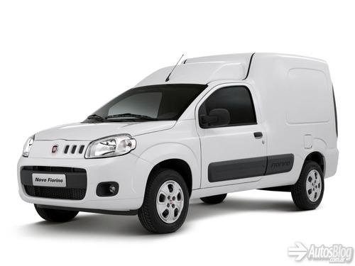 fiat fiorino furgon 2017 financiada sin interes con veraz lr