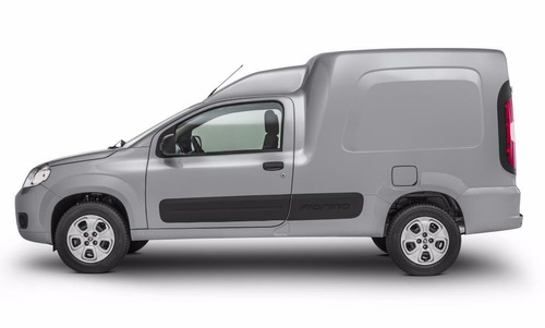 fiat fiorino furgon 2017 financiada sin interes con veraz lr
