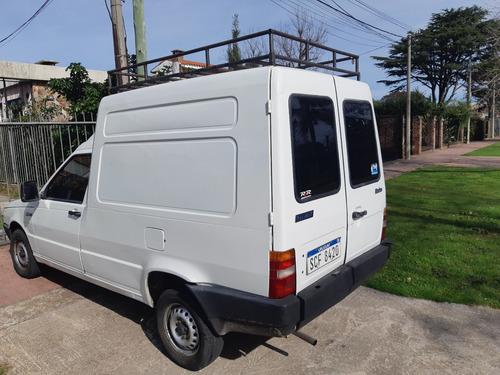fiat fiorino furgon año 1999