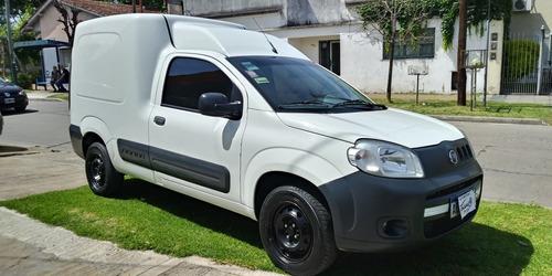 fiat fiorino furgoneta 1.4  2017 gnc blanco