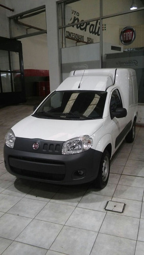 fiat  fiorino pack top 1.4 0km 2017 financiacion (f)