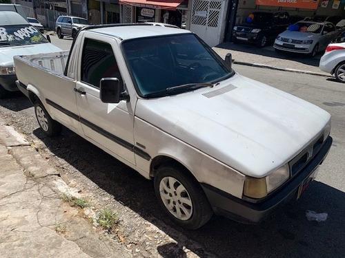 fiat fiorino pick-up cs 1.0 8v gasolina 1995