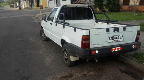 fiat fiorino pick-up pickap 1996