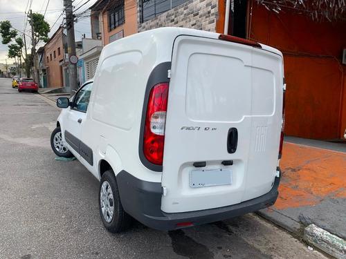 fiat fiorino refrigerada 1.4 flex ano 2017 completa autos rr