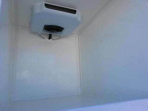 fiat fiorino1.4 hard work refrigerada 018 completa c/serviço