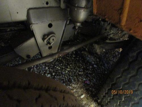 fiat fnm d11.000 8x2 bitruck graneleiro - raridade