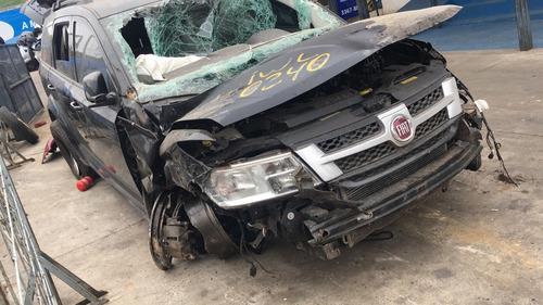 fiat freemont 2015 kit airbag motor caixa de cambio sucata
