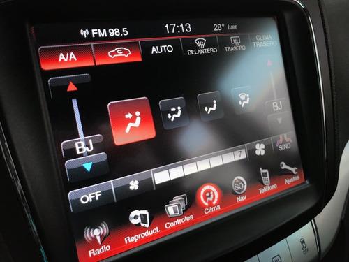 fiat freemont 2.4 16v automatica preta - 2013