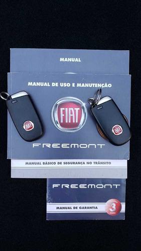 fiat freemont  2.4  precision 2013 + teto solar 7 lugares bl