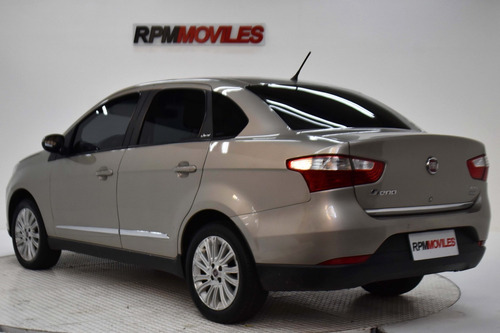 fiat gran siena 1.6 essence 2014 rpm moviles