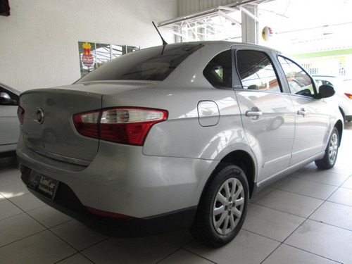 fiat grand siena 1.4 attractive completo mais som original