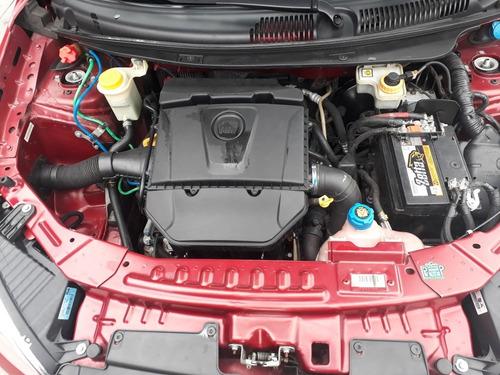 fiat grand siena 1.6 16v essence flex dualogic 4p 2013