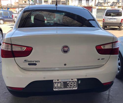 fiat grand siena 1.6 essence 115cv pack seguridad 2013