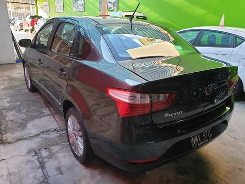 fiat grand siena 1.6 essence 115cv pack seguridad 2014