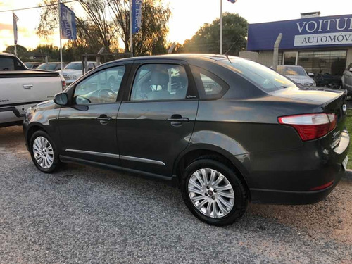 fiat grand siena 1.6 essence 115cv pack seguridad 2014